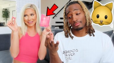 I Documented Myself Taking Viagra! Does It Actually Work? (Couples Edition)