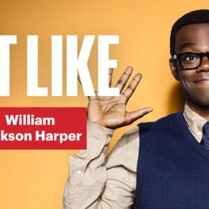 Everything William Jackson Harper Eats in a Day | Eat Like a Celebrity | Men's Health