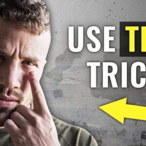 """3 Psychological """"Tricks"""" that Will Make You FEARLESS"""