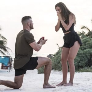 Asking My Girlfriend to Marry Me