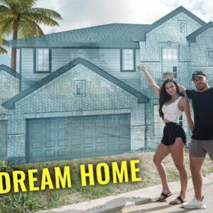 BUILDING OUR DREAM HOME