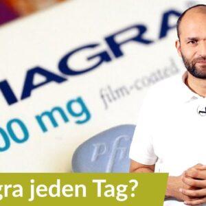 Darf ich Viagra jeden Tag einnehmen? | Urologie am Ring