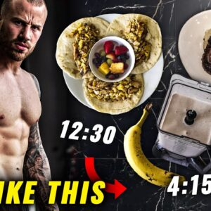 How I'm going to get SHREDDED (My Fat Loss Routine Explained)