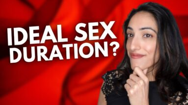 How LONG does sex last ON AVERAGE?