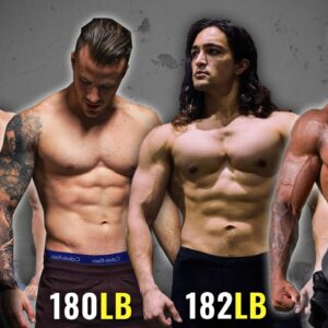 How Much Muscle Can You Build NATURALLY? (real numbers + examples)