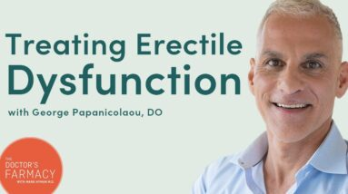 How To Treat Erectile Dysfunction Without The Little Blue Pill