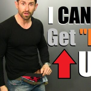 """I CAN'T GET """"IT"""" UP!!!  (How To FIX Erectile Dysfunction FAST)"""