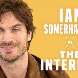 Ian Somerhalder Explains His Vampire Diet | Vs. The Internet | Men's Health