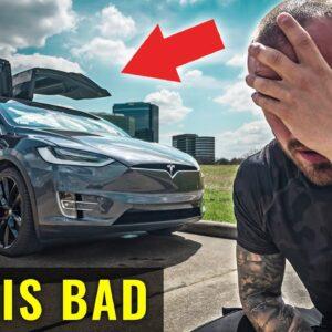 I'm sending back my Tesla Model X... (here's why)
