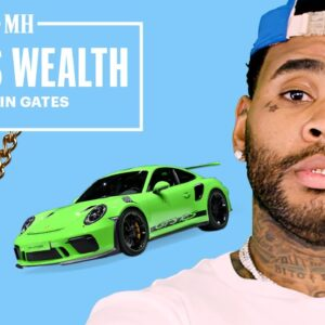 Kevin Gates on The Worst Money He's Ever Blown | Men'$ Wealth | Men's Health