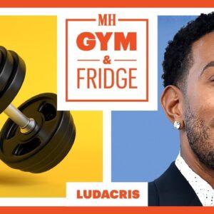 Ludacris Shows His Home Gym & Fridge | Gym & Fridge | Men's Health