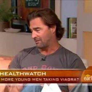 More Young Men Taking Viagra
