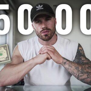MY $50,000 INVESTMENT