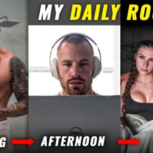 My Daily Routine (for MAXIMUM Discipline & Productivity)