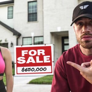 Selling our brand new house (not clickbait)