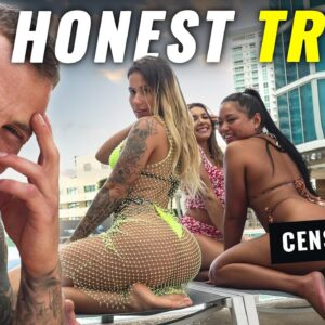SEX, GOLD DIGGERS & the FRIEND-ZONE (Q&A with 4 girls)