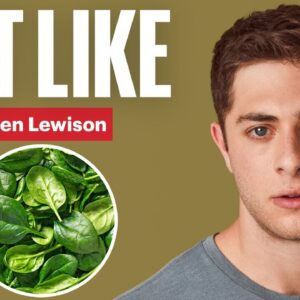 Everything Never Have I Ever Actor Jaren Lewison Eats in a Day | Eat Like a Celebrity | Men's Health