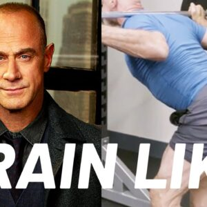 Christopher Meloni On the Workout That Made Him Fall in Love With Squats | Train Like | Men's Health