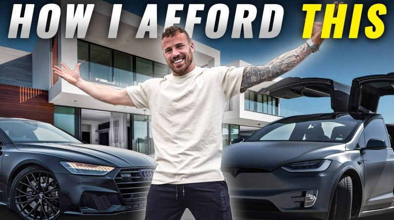 How I Afford My Cars & Houses (not what you think)
